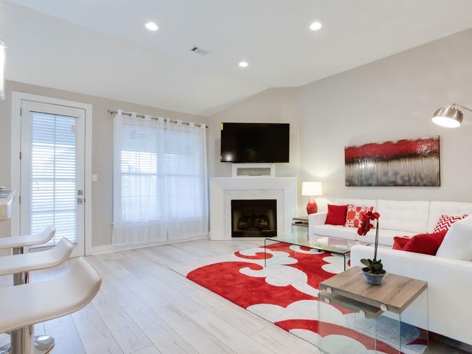 The Coronado Living Room
