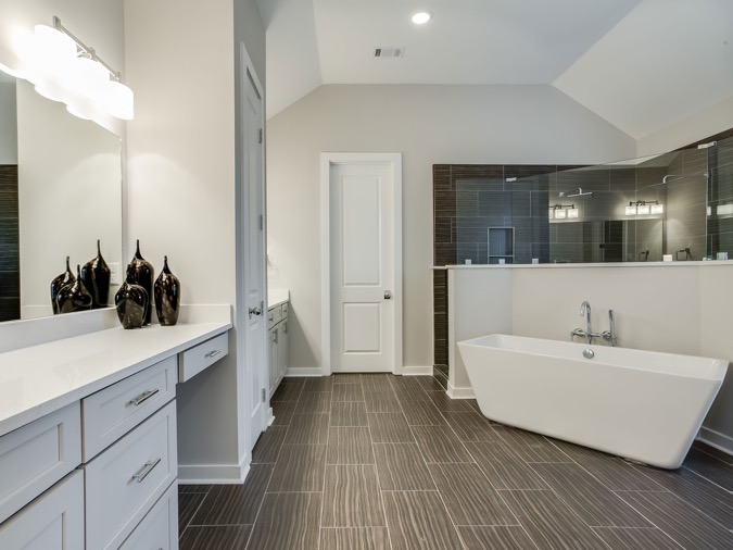 The Coronado Master Bath